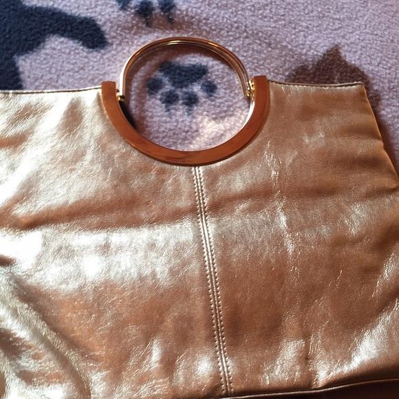 Handbags - Gold evening bag